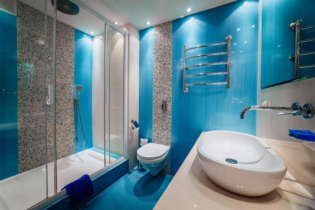 Причины сделать ремонт в ванной комнате